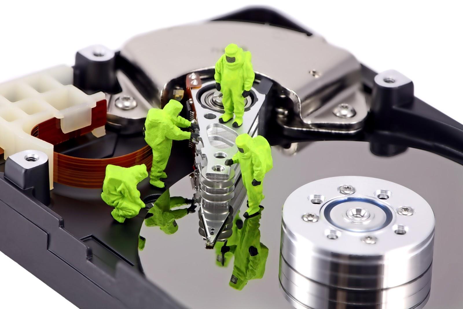 Dịch vụ bảo trì máy tính quận 9