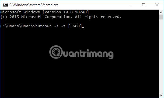 Tổng hợp những lệnh Run CMD thông dụng