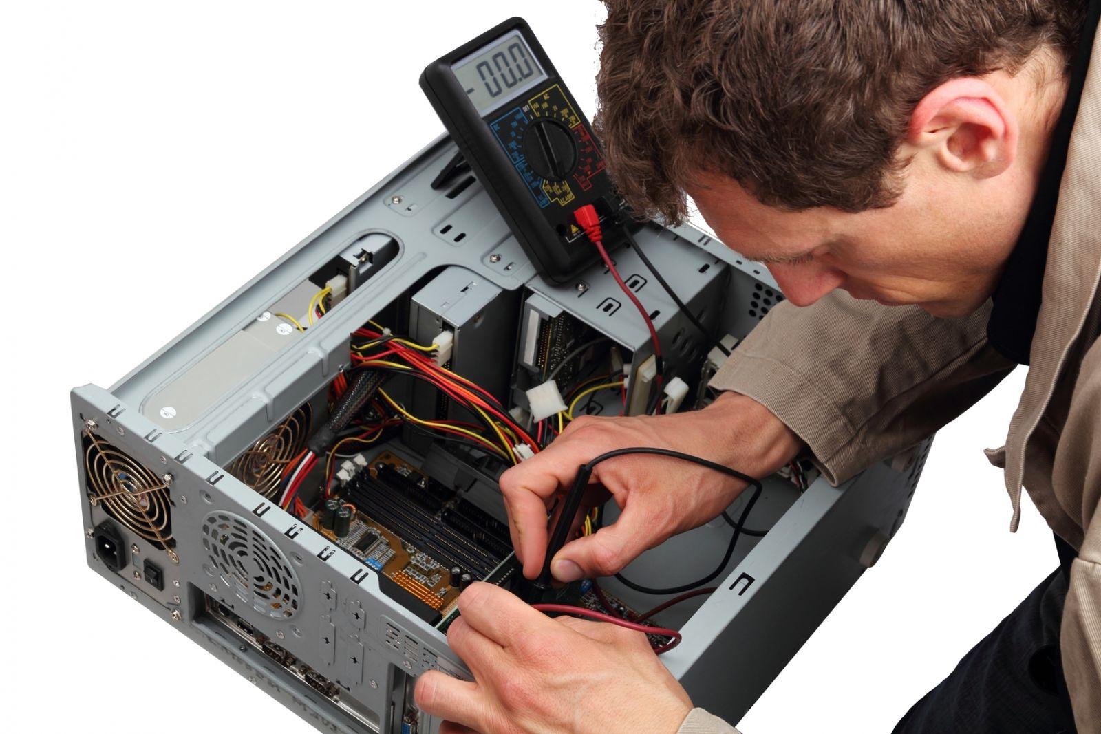 Lắp ráp máy tính quận 4