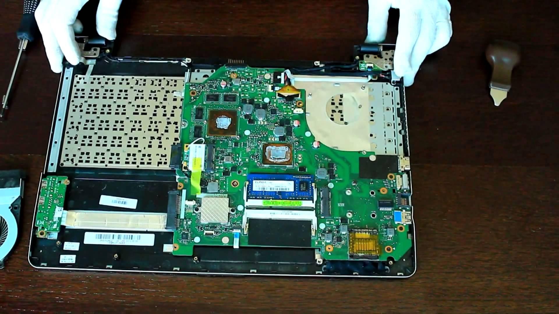 Vệ sinh laptop đường Sư Vạn Hạnh