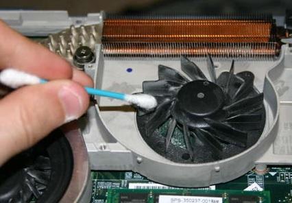 Vệ sinh máy tính quận Bình Thạnh