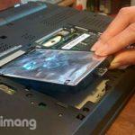 Nâng cấp ổ cứng laptop lên SSD