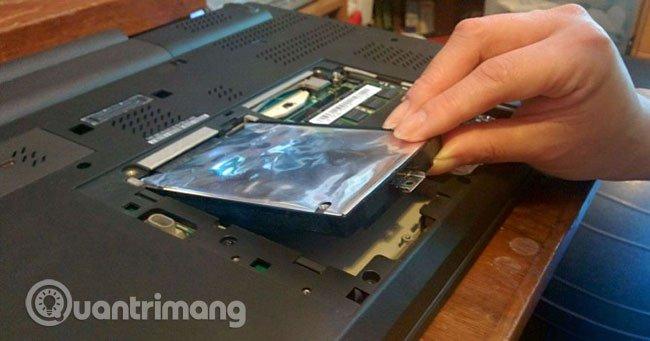 Ổ cứng HDD Laptop là gì