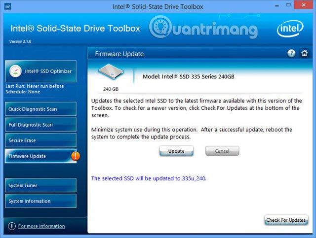 Những việc nên làm khi sử dụng ổ cứng SSD trên Windows 10