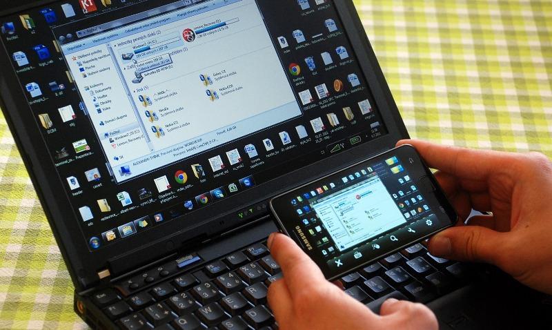 Sửa máy tính Online trực tuyến từ xa qua mạng