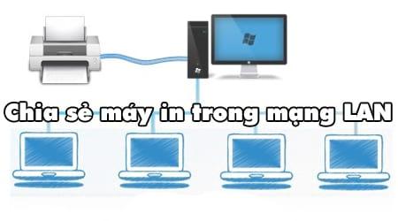 Hướng dẫn sửa máy tính không chia sẻ được