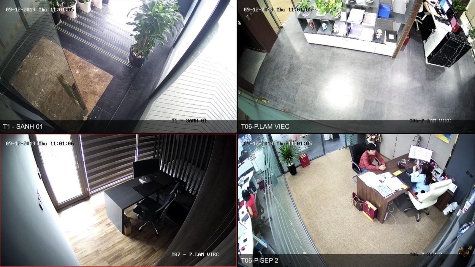 Lắp đặt Camera huyện Xuyên Mộc