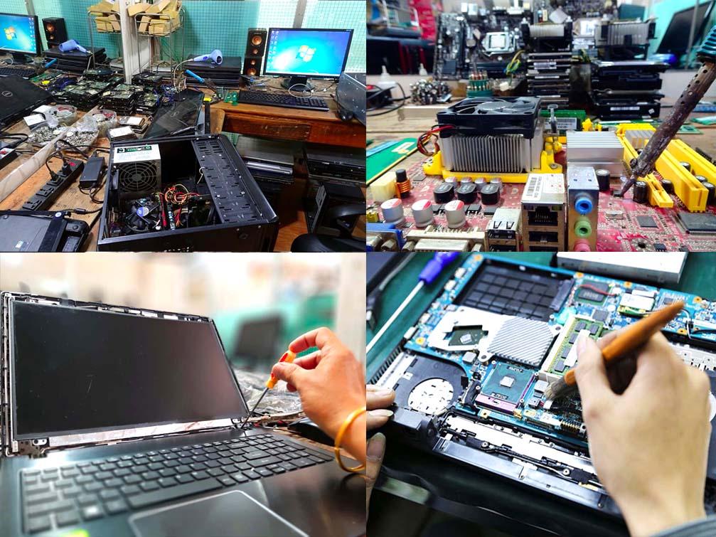 Sửa máy tính huyện Long Điền